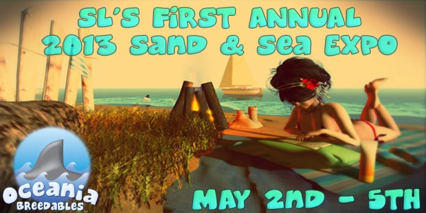 Official Press Release Photo - 2013 Sand & Sea Expo