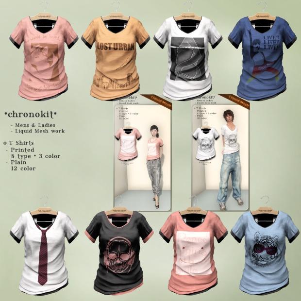 _chronokit_ T Shirts 01 Poster1